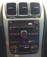 Air Conditioning Dash Temperature Controls