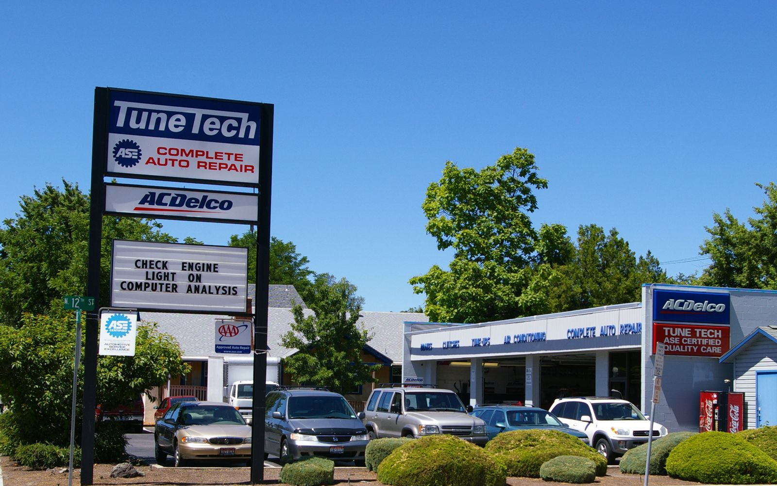 Boise TuneTech Office Shop