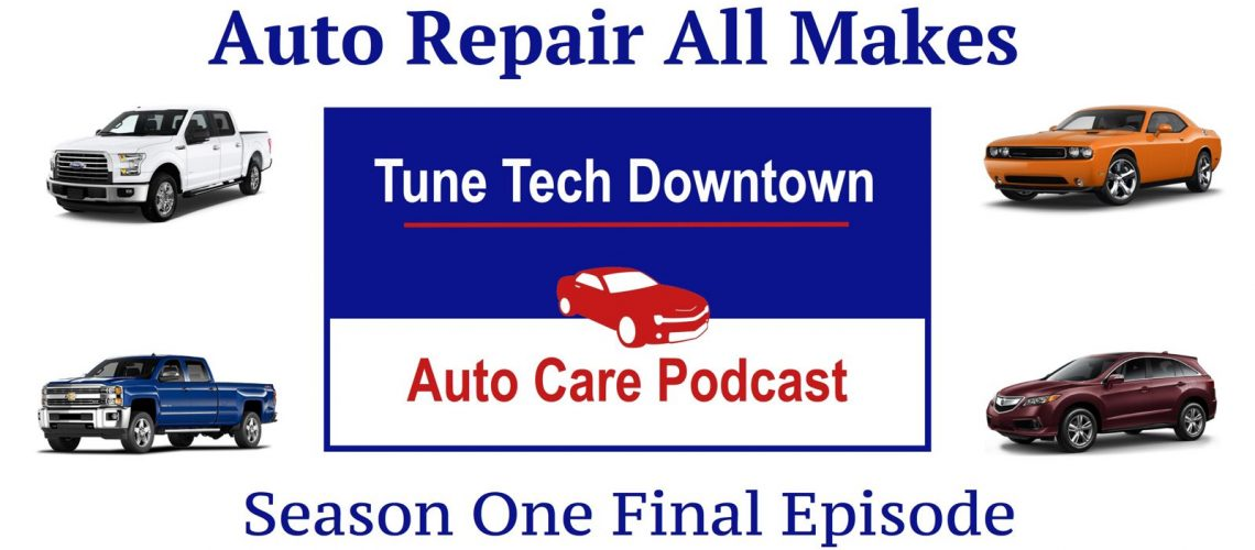Season One Auto Care Podcast